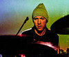 Luke Notary '96, percussionist with House of Waters, will also be performing on April 20!